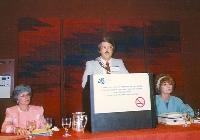 Carolyn Schroeder, Michael Roberts and Sheila Eyberg