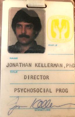 HISTORY SPOTLIGHT <span>Jonathan Kellerman</span>