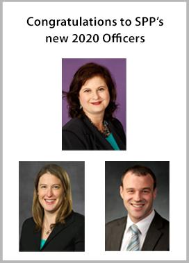 new officers Wendy Ward, Robin Everhart, Chad Jensen